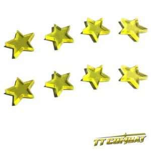 Wound Markers Yellow Stars