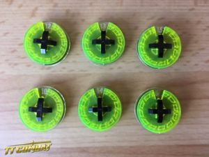 Small Wound Dials (Helios Yellow)