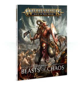 Battletome Beasts of Chaos engl