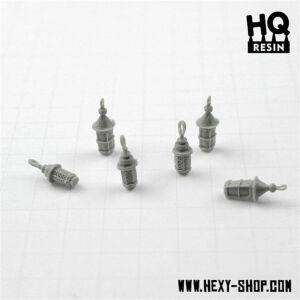 Oil Lamps - Set 1