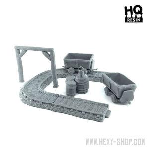 Crystal Mine Basing Kit 2