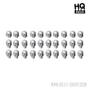 Human Skulls Basing Kit