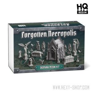Forgotten Necropolis Diorama Resin Kit