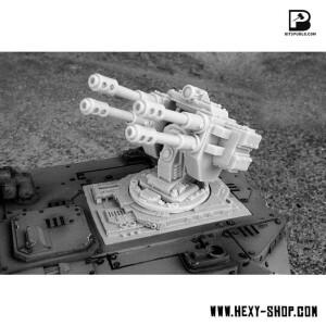 Twin Flak Cannon