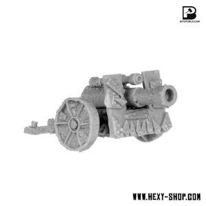 Ork Artillery Heavy Cannon