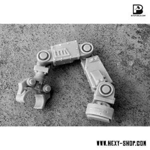 Mechanical Loader & Gun Shell