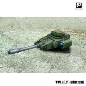 Anti-Tank Heavy Cannon Tank Turret