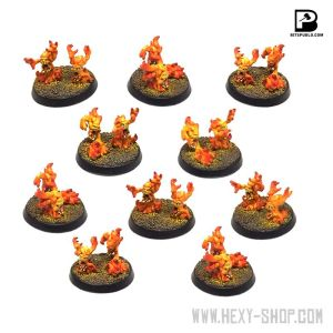 Daemon Fire Terrors (10)
