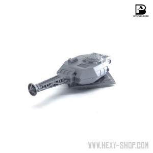 Lighting Cannon Zeus Tank Turret