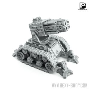 Firestorm Cannon