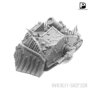 Prusack Scourge Mortar