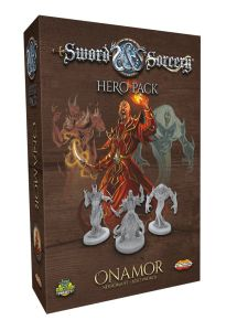 Sword & Sorcery - Onamor Hero Pack