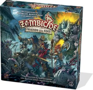Zombicide: Green Horde - Friends and Foes Erweiterung