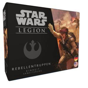 Star Wars: Legion - Rebellentruppen Erweiterung