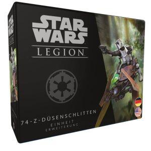 Star Wars: Legion - 74-Z-Düsenschlitten Erweiterung
