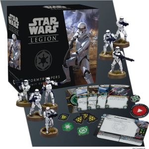 Star Wars: Legion Sturmtruppen