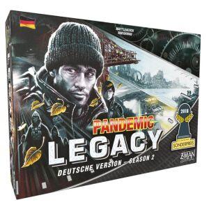 Pandemic Legacy - Season 2 SCHWARZ