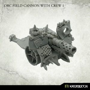 Orc Field Cannon with Crew 1 (3)