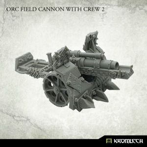 Orc Field Cannon with Crew 2 (3)