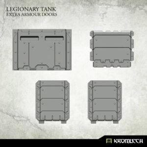 Legionary Tank: Extra Armour Doors