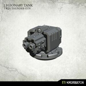 Legionary Tank: Twin Thunder Gun (1)