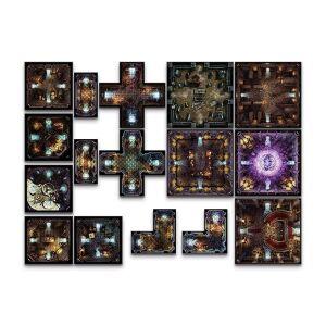 Village Attacks Extra Game tiles - DE