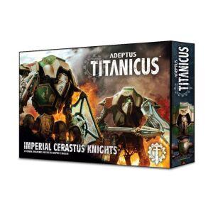 Adeptus Titanicus: Cerastus Knights