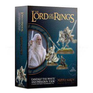 Gandalf der Weiße & Peregrin Tuk