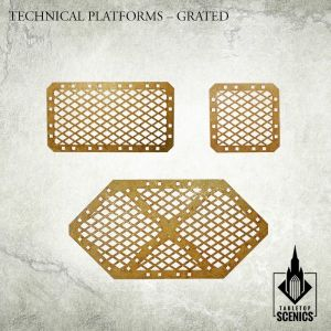 Technical Platforms - Grated