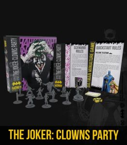 The Joker: Clowns Party