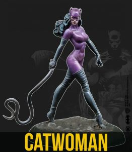 Catwoman Modern Age