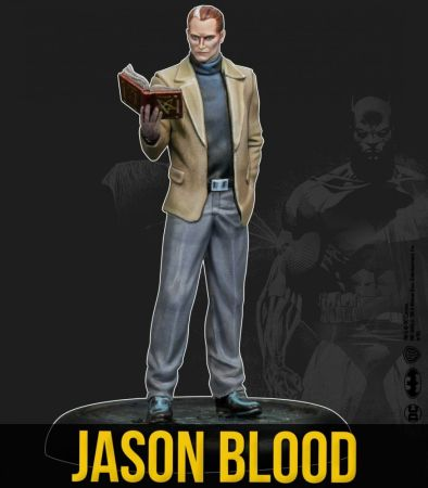 Jason Blood & Demon