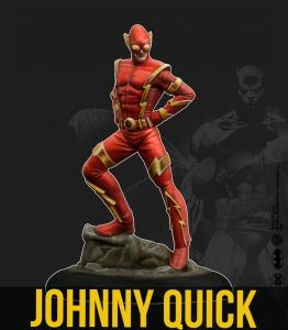 Johnny Quick (Multiverse)