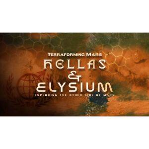 Terraforming Mars: Hellas & Elysium - EN