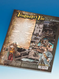 Freebooters Fate Regelbuch 2. Edition