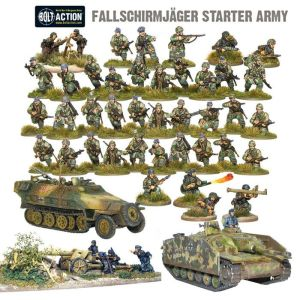 Fallschirmjäger Starter Army