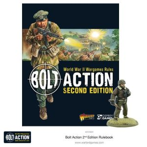 Bolt Action 2nd Edition Rulebook (englisch)