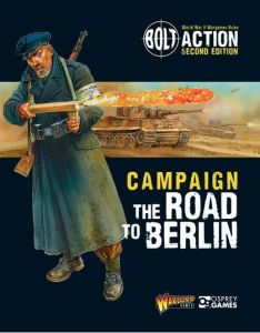The Road to Berlin (englisch)