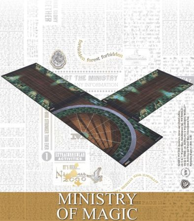 Ministry of Magic Adventure Pack
