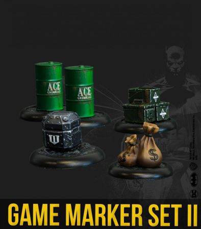 Objective Game Marker Set 2