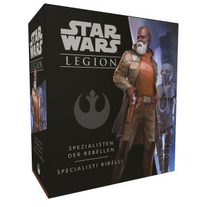 Star Wars Legion Spezialisten der Rebellen