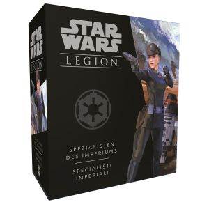 Star Wars Legion Spezialisten des Imperiums