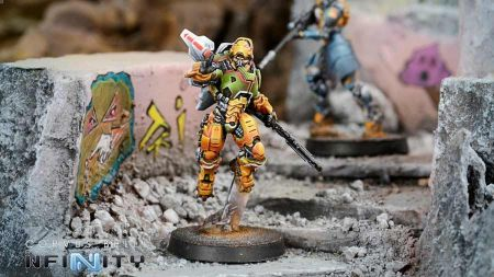 Invincible Army Yu Jing Sectorial Starter