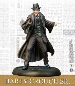 Barty Crouch senior and Aurors