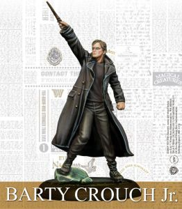Barty Crouch junior and Deather Eaters