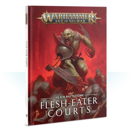 Battletome Flesh-Eater Courts Deutsch