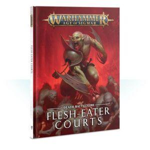 Battletome Flesh-Eater Courts Englisch