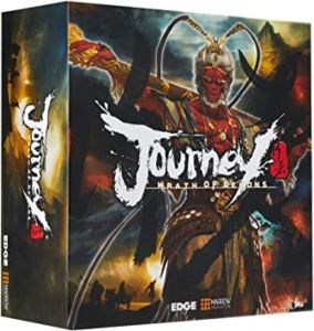Journey Wrath of Demons engl