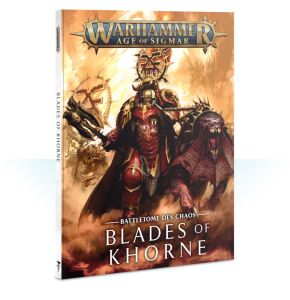 Battletome Blades of Khorne Deu