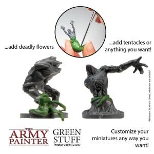Kneadatite Green Stuff
